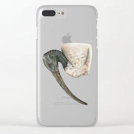 Australian White Ibis Clear iPhone Case