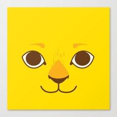 Little Lion Canvas Print