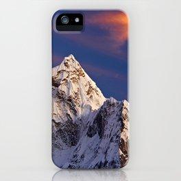 Loca Woca iPhone Case