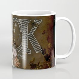 Fuck Flowers Coffee Mug