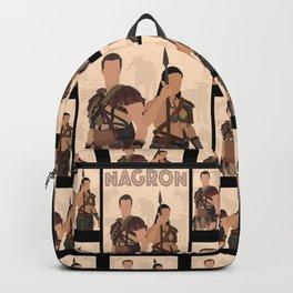 Nagron Goat Farm (Spartacus) Backpack