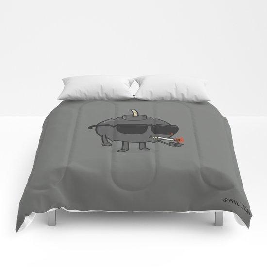 Badass Bomb Comforters
