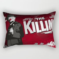 The Killing Rectangular Pillow