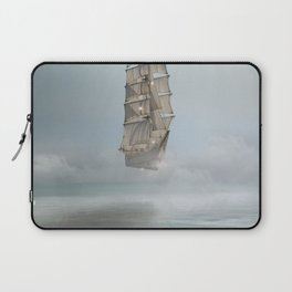 there's no mystery at all Laptop Sleeve