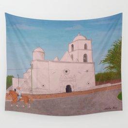 San Ignacio de Caborica Wall Tapestry