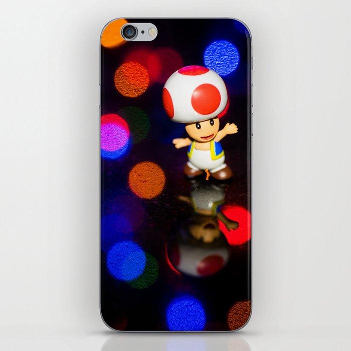 Dancing toad iPhone Skin