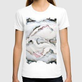 serenity: abstract painting T-shirt