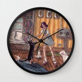 Dance Partner Wall Clock