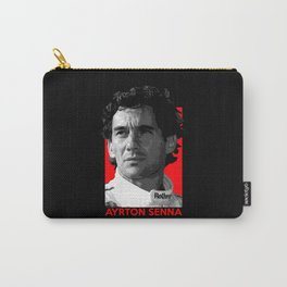 Formula One - Ayrton Senna Carry-All Pouch