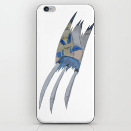 Wolverine  iPhone Skin