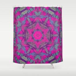 magic mandala 51 #mandala #magic #decor Shower Curtain