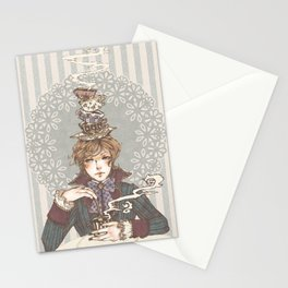 Tea Time, lad. Stationery Cards