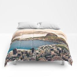 Rio de Janeiro Brazil Comforters
