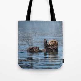 Sea_Otter I - Kachemak_Bay, Alaska Tote Bag