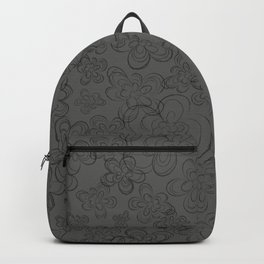 Warm Night, Spring Blossom Backpack