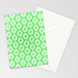 The visible net  3 Stationery Cards