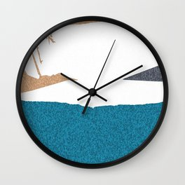 Less is More Wall Clock