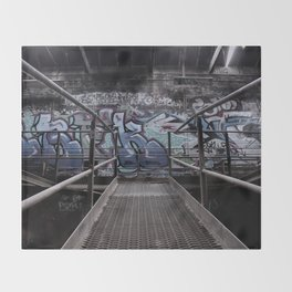 Out Of Space Throw Blanket