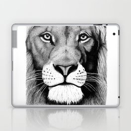 Lion face Laptop & iPad Skin