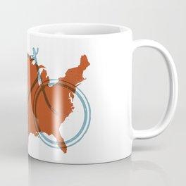 Bike America Coffee Mug
