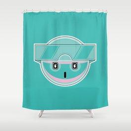 Summertime Cutee Shower Curtain