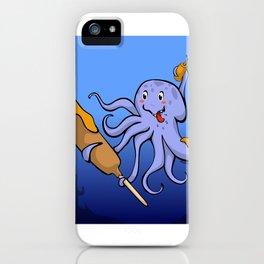 Tako Dog iPhone Case