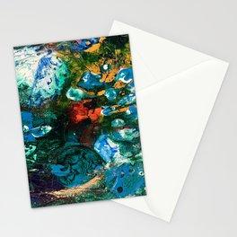 Mini World Environmental Blues 1 Stationery Cards