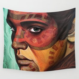 Aaron, inspired by Elvis Wall Tapestry