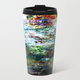 Ode of the Okapi Travel Mug