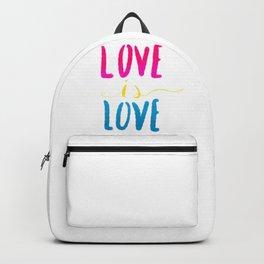 Love is Love - Pan Backpack