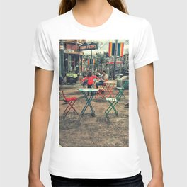 Colorful street T-shirt