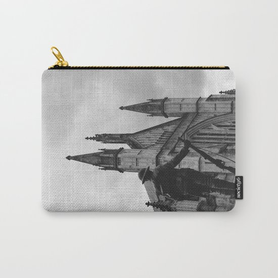 Soldier and cathedral Carry-All Pouch