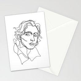 Timothée Chalamet Stationery Cards