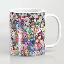 Nintendo Tribute Coffee Mug