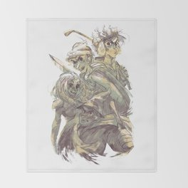 SP : The Stick Of Truth Throw Blanket