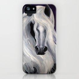 Irish Cob Horse iPhone Case