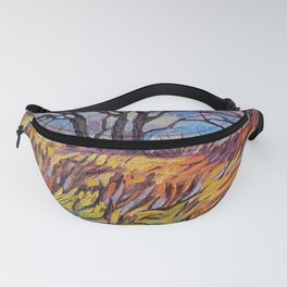 Waiting For Spring Fanny Pack