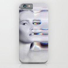 Glitch Face Melt Slim Case iPhone 6s