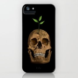 Life from Death iPhone Case