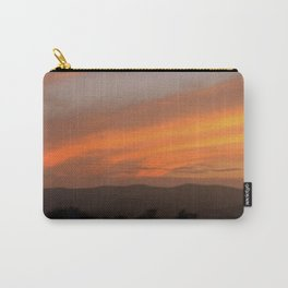 Sunset in Vermont Carry-All Pouch