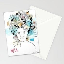 Primavera - Violeta Stationery Cards