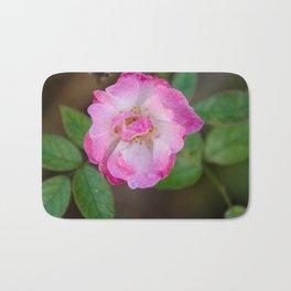 Single Rose 2 Bath Mat