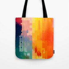 DIGITAL GLITCH 3 Tote Bag