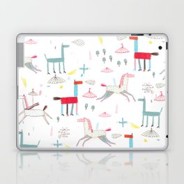 MerryGoRound Laptop & iPad Skin