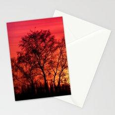 Edge of Sunset Stationery Cards