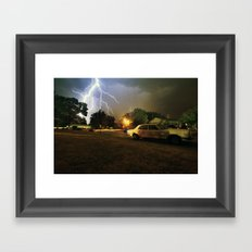 Benzo Framed Art Print