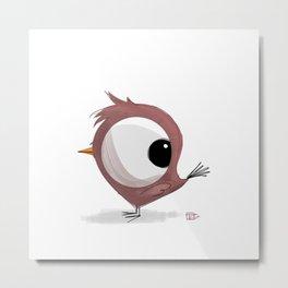 """An Animal Called """"Bird"""" Metal Print"""