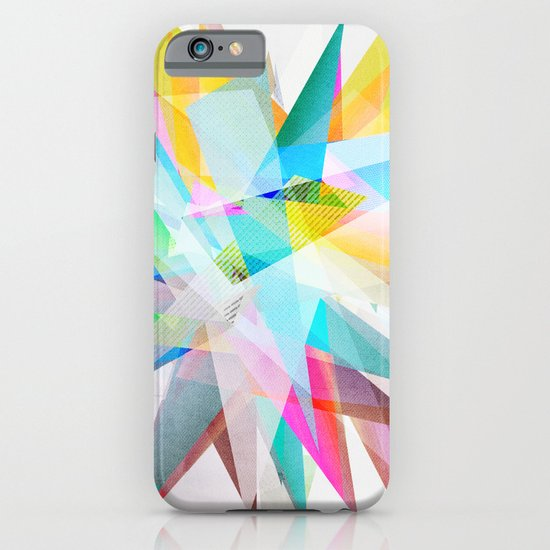 Colorful 4 iPhone & iPod Case