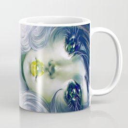 Quixotic - Alien or fairy? Coffee Mug