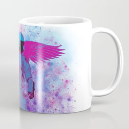 Space Angel Coffee Mug